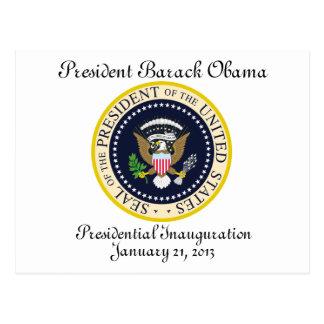 Reelección de presidente Barack Obama de los 2012 Tarjetas Postales