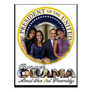 Reelección de presidente Barack Obama de los 2012 Postales