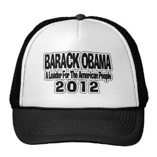 Reelect Barack Obama 2012 Mesh Hats