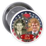 Reelect Joe Kennedy in 2014 Pinback Button