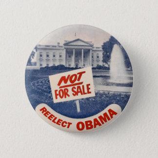 Reelect Obama Button