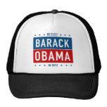 Reelija a Barack Obama en 2012 Gorras