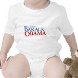 Reelija a Barack Obama Traje De Bebé