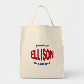 Reelija a Keith Ellison para el congreso Minnesota Bolsas De Mano