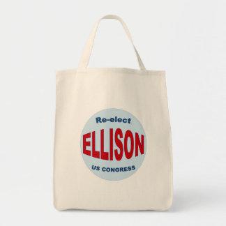 Reelija a Keith Ellison para el congreso Minnesota Bolsa