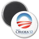 Reelija a Obama 2012 Iman De Frigorífico