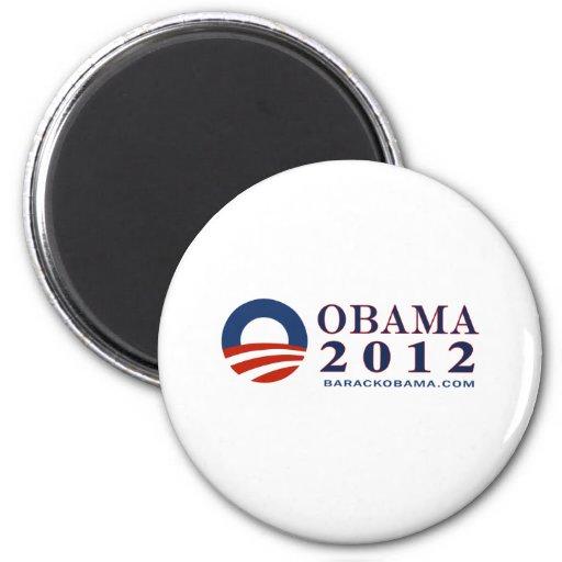 Reelija a presidente Obama 2012 Imanes