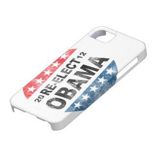 Reelija el caso del iPhone 5 de Obama iPhone 5 Fundas