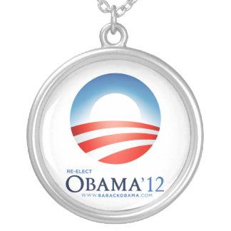 Reelija el collar de Obama '12