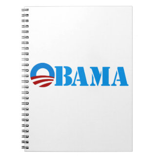 Reelija el cuaderno del diseño de Barack Obama
