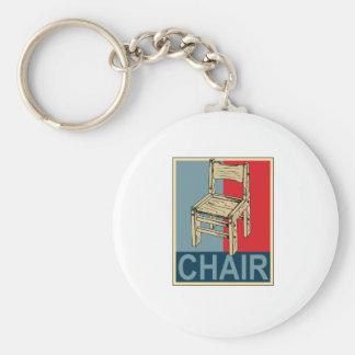 Reelija la silla 2012 llavero personalizado