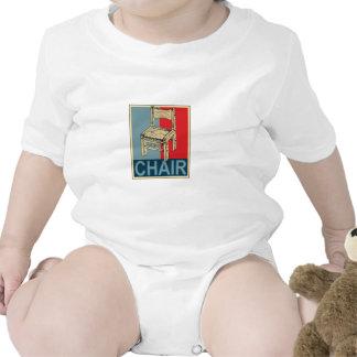 Reelija la silla 2012 camiseta