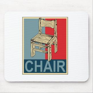 Reelija la silla 2012 alfombrillas de raton