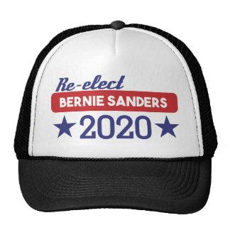 Reelija las chorreadoras de Bernie 2020 estrellas Gorro