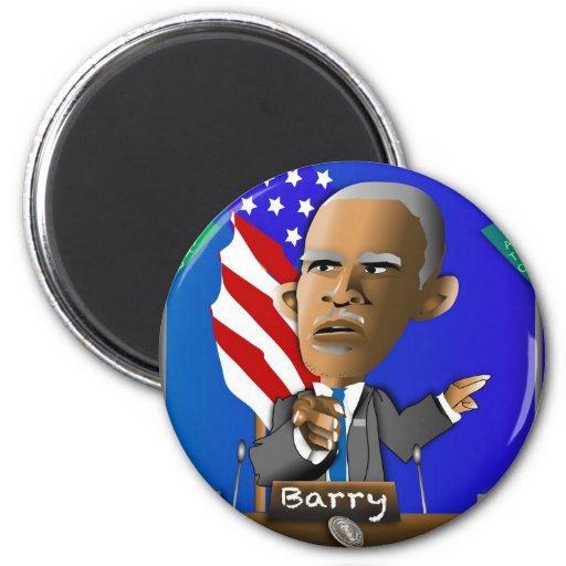 Reelíjame por favor de Barry Iman