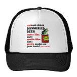Reelmen drink Basshead Beer Hat
