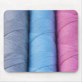 Reels of Cotton Mouse Pad
