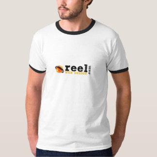 reelwebdesign retro font T-Shirt