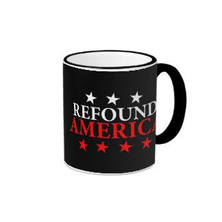 Reembolso América Taza De Café