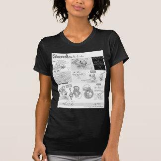 Reencarnación-- Cómo trabaja Camiseta