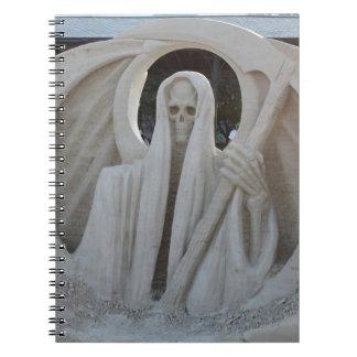 Reeper severo cuaderno