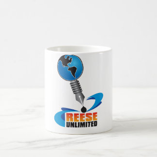 REESE UNLIMITED COFFEE MUG! COFFEE MUG