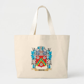 Reeve Coat of Arms - Family Crest Canvas Bag