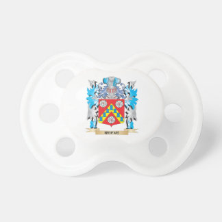 Reeve Coat of Arms - Family Crest BooginHead Pacifier