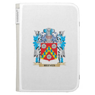 Reeves Coat of Arms - Family Crest Case For The Kindle
