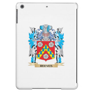 Reeves Coat of Arms - Family Crest iPad Air Cover