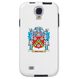 Reeves Coat of Arms - Family Crest Galaxy S4 Case