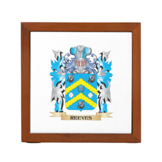 Reeves Coat of Arms - Family Crest Pencil/Pen Holder