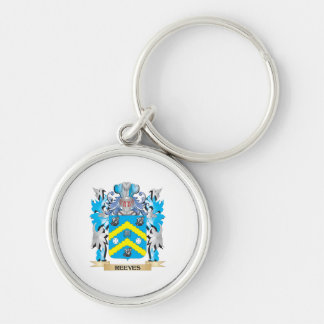 Reeves Coat of Arms - Family Crest Keychain