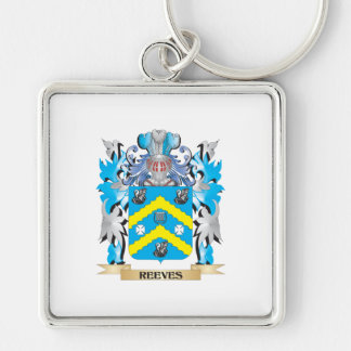 Reeves Coat of Arms - Family Crest Keychains