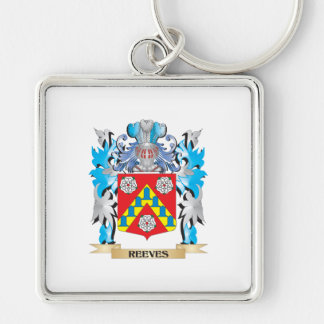 Reeves Coat of Arms - Family Crest Key Chains