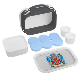 Reeves Coat of Arms - Family Crest Yubo Lunch Box