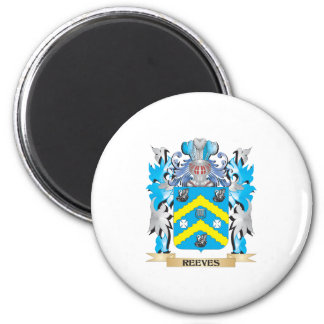 Reeves Coat of Arms - Family Crest Magnets
