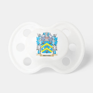 Reeves Coat of Arms - Family Crest BooginHead Pacifier