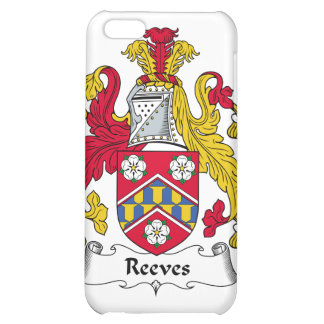 Reeves Family Crest iPhone 5C Case