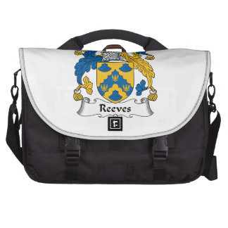 Reeves Family Crest Commuter Bags