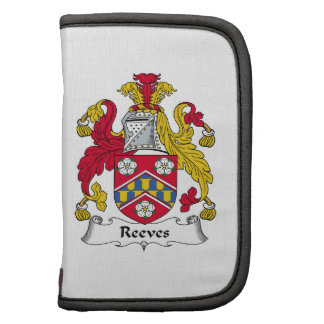 Reeves Family Crest Organizers