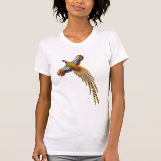 Reeves Pheasant Scoop Neck Shirt
