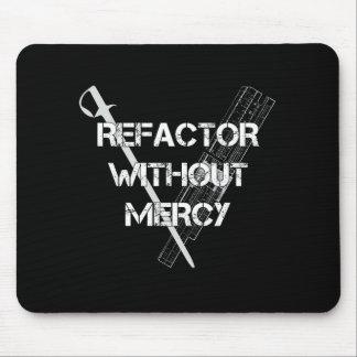 Refactor sin misericordia alfombrilla de ratón