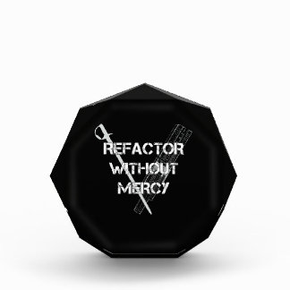 Refactor Without Mercy Award