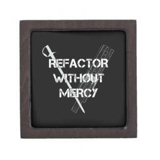 Refactor Without Mercy Gift Box