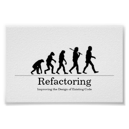 refactoring thesis Refactoring consists of improving the internal structure of an existing program's source code, while preserving its external behavior.