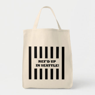 Ref'd Up In Seattle with Replacement Referees Bag