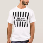 Ref'd Up In Seattle with Replacement Referees T-Shirt