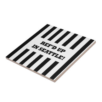 Ref'd Up In Seattle with Replacement Referees Tile