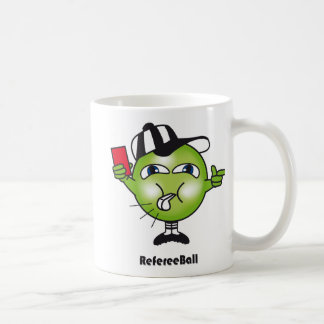 Referee Ball mug